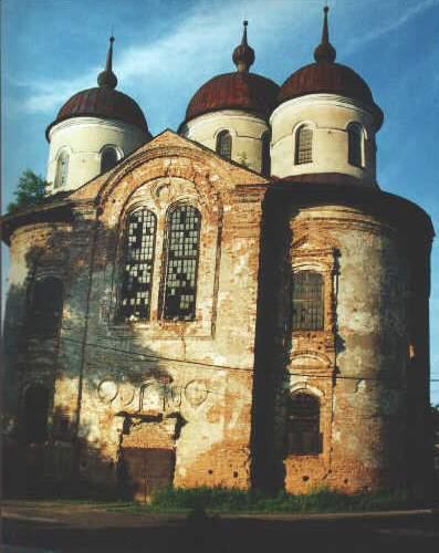 Благовіщенський монастир у Ніжині