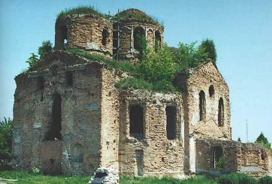 Спасопреображенський собор у Ніжині до реставрації