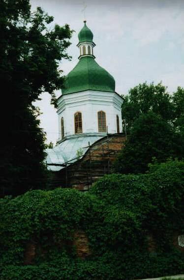 Введенський монастир у Ніжині